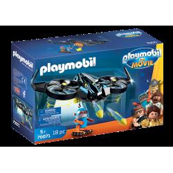 70071 PLAYMOBIL THE MOVIE ROBOTITRON Z DRONEM