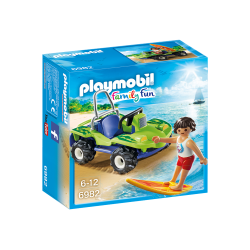 6982 PLAYMOBIL SURFER Z BUGGY
