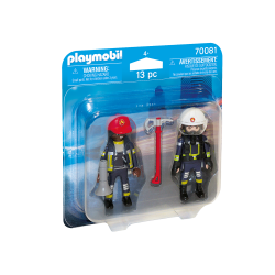 70081 PLAYMOBIL DUO PACK STRAŻACY
