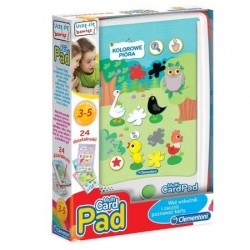 060242 CLEMENTONI MULTI CARD TOUCH PAD