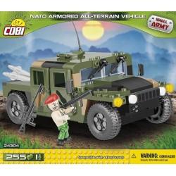 24304 COBI SMALL ARMY NATO ARMORED ALL TERRAIN VEHICLE
