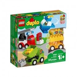 010886 LEGO DUPLO MOJE PIERWSZE SAMOCHODZIKI