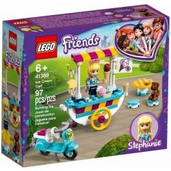 041389 LEGO FIRENDS WÓZEK Z LODAMI