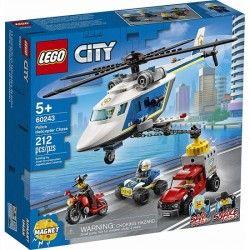 060243 LEGO® CITY POŚCIG HELIKOPTEREM POLICYJNYM