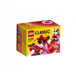 10707 LEGO® CLASSIC CZERWONY ZESTAW KREATYWNY