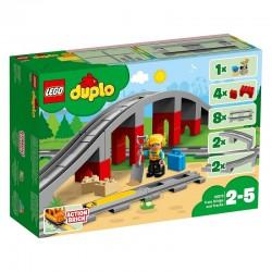 10872 LEGO® DUPLO TOEY KOLEJOWE I WIADUKT
