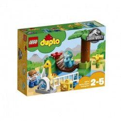 10879 LEGO® DUPLO JURASSIC WORLD ŁAGODNE OLBRZYMY