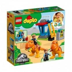 10880 LEGO® DUPLO JURASSIC WORLD WIEŻA TYRANOZAURA