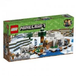21142 LEGO® MINECRAFT™ IGLOO NIEDŹWIEDZIA POLARNEGO