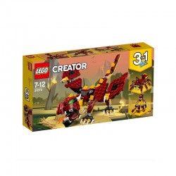 31073 LEGO® CREATOR MITYCZNE STWORZENIA 3w1