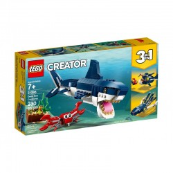 31088 LEGO® CREATOR MORSKIE STWORZENIA