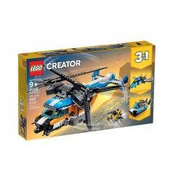 31096 LEGO® CREATOR ŚMIGŁOWIEC DWUWIRNIKOWY