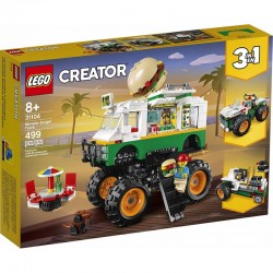 31104 LEGO® CREATOR MONSTER TRUCK Z BURGERAMI
