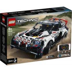 42109 LEGO® TECHNIC AUTO WYŚCIGOWE TOP GEAR STEROWANE APLIKACJĄ