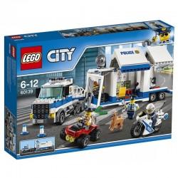 60139 LEGO® CITY MOBILNE CENTRUM DOWODZENIA