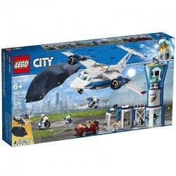 60210 LEGO® CITY BAZA POLICJI POWIETRZNEJ