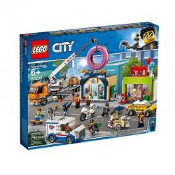 60233 LEGO® CITY OTWARCIE SKLEPU Z PĄCZKAMI