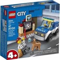 60241 LEGO® CITY ODDZIAŁ POLICYJNY Z PSEM