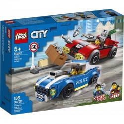 60242 LEGO® CITY ARESZTOWANIE NA AUTOSTRADZIE