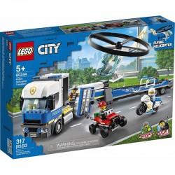 60244 LEGO® CITY LAWETA HELIKOPTERA POLICYJNEGO
