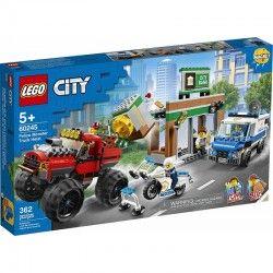 60245 LEGO® CITY NAPAD Z MONSTER TRUCKIEM