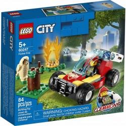 60247 LEGO® CITY POŻAR LASU