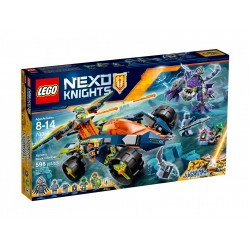 70355 LEGO® NEXO KNIGHTS™ WSPINACZ AARONA