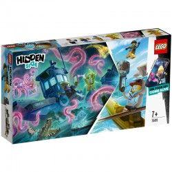 70419 LEGO® HIDDEN SIDE WRAK ŁODZI RYBACKIEJ