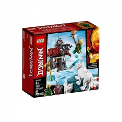 70671 LEGO® NINJAGO PODRÓŻ LLOYDA