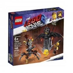 70836 LEGO® THE MOVIE 2 BATMAN I STALOWOBRODY