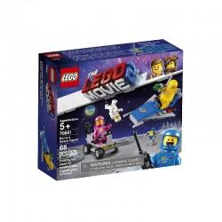70841 LEGO® THE MOVIE 2 KOSMICZNA DRUŻYNA BENKA