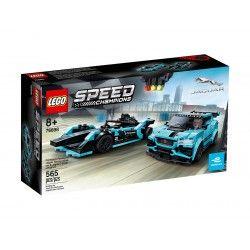 76898 LEGO® SPEED CHAMPIONS FORMULA E JAGUAR RACING
