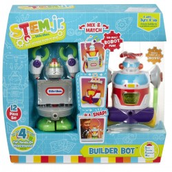 647550 LITTLE TIKES STEM JR BUILDER BOT ROBOT