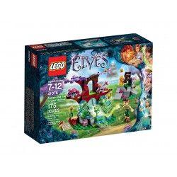 41076 LEGO® ELVES FARRAN I DZIUPLA Z KRYSZTAŁEM