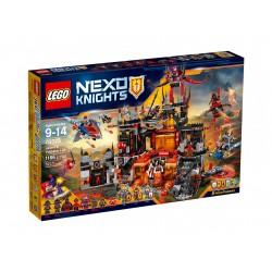 70323 LEGO® NEXO KNIGHTS™ WULKANICZNA KRYJÓWKA JASTRO