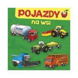 """379977 KSIĄŻECZKA """"POJAZDY NA WSI"""""""