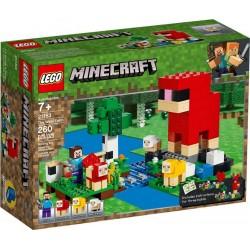 21153 LEGO MINECRAFT HODOWLA OWIEC