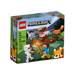 21162 LEGO MINECRAFT PRZYGODA W TAJDZE