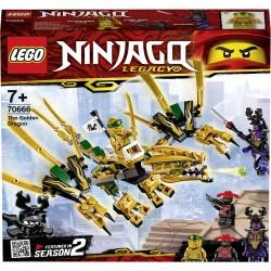 70666 LEGO NINJAGO ZŁOTY SMOK
