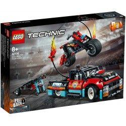 42106 LEGO® TECHNIC FURGONETKA I MOTOCYKL