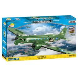 5701 COBI SAMOLOT DOUGLAS C-47 SKYTRAIN DAKOTA