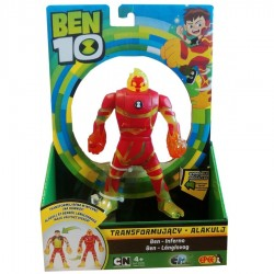 BEN 10 BEN INFERNO FIGURKA TRANSFORMUJĄCA 76690