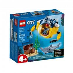 60263 LEGO® CITY OCEANICZNA MINI ŁÓDŹ PODWODNA