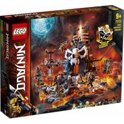 71722 LEGO® NINJAGO LOCHY SZKIELETOWEGO CZAROWNIKA