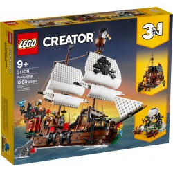 31109 LEGO® CREATOR STATEK PIRACKI