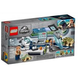 75939 LEGO® JURASSIC WORLD LABORATORIUM DOKTORA WU