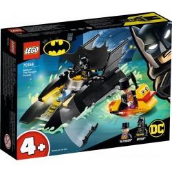 76158 LEGO® SH POŚCIG BATŁODZIĄ ZA PINGWINEM