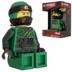 009198 LEGO NINJAGO ZEGAR BUDZIK LLOYD