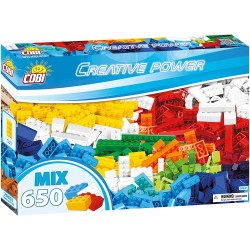 20651 COBI CREATIVE POWER MIX 650