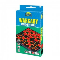WARCABY MAGNETYCZNE MINI DROMADER 005767